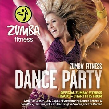 Various artists - Zumba Fitness Dance Party