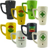 Wake and Bake MUGS  - First thing in the morning