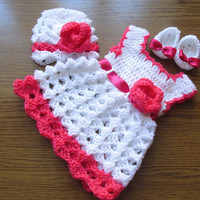 baby dress baby clothes first outfit take Newborn dress home hospital matinee infant frock newborn dress
