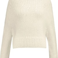 Evelyn ribbed wool-blend sweater | LINE | Sale up to 70% off | THE OUTNET