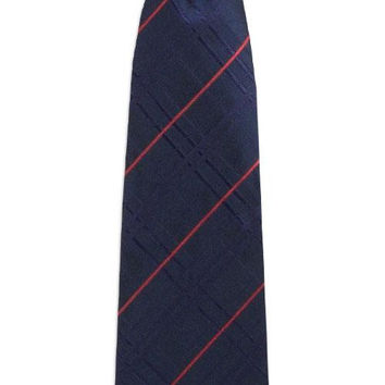 New England Patriots NFL Oxford Woven Mens Tie