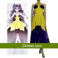 Sailor Moon Luna Human Cosplay Costume - Sailor Moon Cosplay - Cosplay Costumes