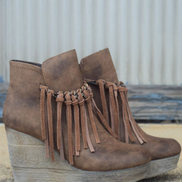a9fab559bd0 Zepp Wedge by Sbicca  Tan  from Shoe Craze
