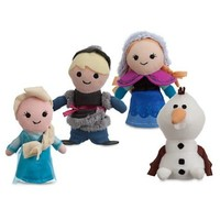 Disney Frozen Finger Puppet Set