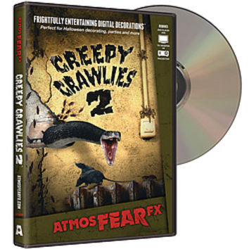 AtmosFEAR FX Creepy Crawlies 2 DVD