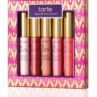 statement lips 5-piece LipSurgence™ collectors set - tarte cosmetics