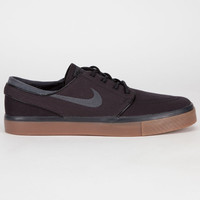 Nike Sb Zoom Stefan Janoski Mens Shoes Black/Anthracite/Gum Medi  In Sizes