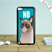 Cactus The Cranky Cat iPod Touch 5 Case
