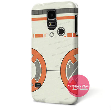 Star Wars BB 8 Astromec Droid The Force Awakens Samsung Galaxy Case Cover Series
