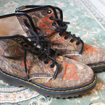 Shop Vintage Doc Martens On Wanelo - Us map doc