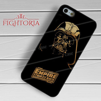 Darth Vader The Empire Strikes Back -end for iPhone 6S case, iPhone 5s case, iPhone 6 case, iPhone 4S, Samsung S6 Edge