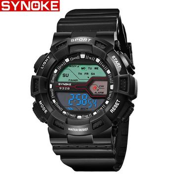 Waterproof Kids Watch Boys Girl Digital LED Sports Watch With Date Wristwatches Children's Watches