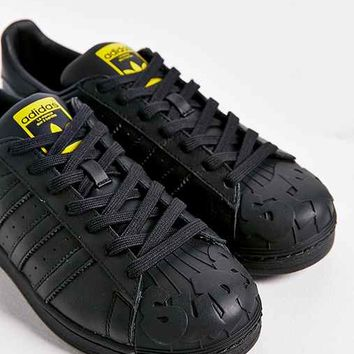 adidas Originals X Pharrell Superstar Supershell Todd James Black Sneaker