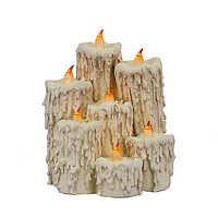 Haunted Mansion LED Candle Cluster - Spirithalloween.com