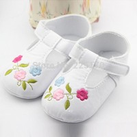Baby Shoes First Walkers Cotton
