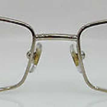 NEW AUTHENTIC D&G 5094 COL 1060 GOLD EYEGLASSES FRAME BY DOLCE & GABBANA 52MM
