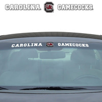 "South Carolina Gamecocks 35""x4"" Windshield Decal"