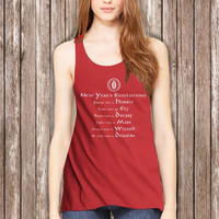 Lord of the Rings Quotes Women Tanktop - tri1 Tanktop For Women  / Custom - Tanktop / Women Tanktop