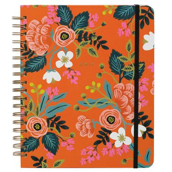 2017 Scarlett Birch 17-Month Planner by RIFLE PAPER Co. | Imported