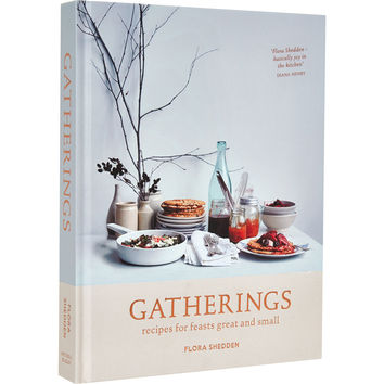 Gatherings Recipe Book - Food Gifts - Gifts - TK Maxx