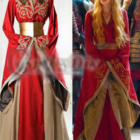 Game of Thrones Queen Cersei Lannister  Costume