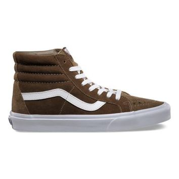 Vans SK8-Hi Reissue (Walnut/Quarry/White)