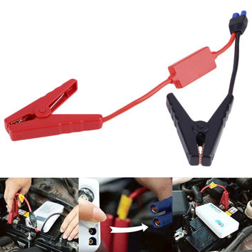 High quality clips for car emergency jump starter Auto engine booster storage battery clamp accessories connected in stock