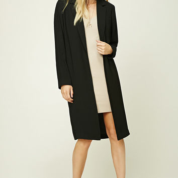 Contemporary Longline Coat
