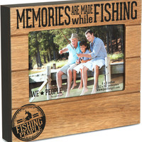 Memories are made while Fishing
