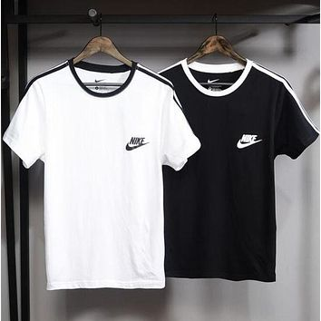 ONETOW ucanu Nike Men and Women Classic Tee Shirt T-shirt