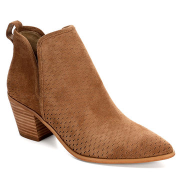 Lucky Brand Loria Women's Ankle Boots (TAUPE)