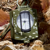 Best Sighting Compass For Camping - Military Grade Survival & Mapping Gear