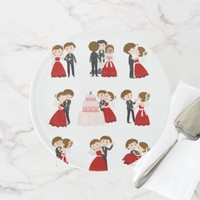 Wedding Celebration Cake Stand