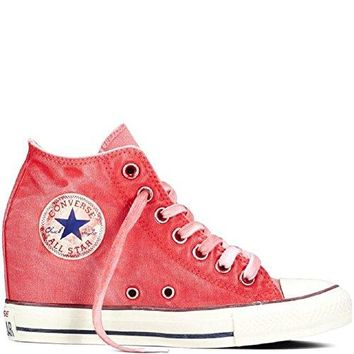 Converse Women's Chuck Taylor Lux Mid Casual Shoe