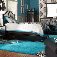 Disney Shake It Up   5 Pc Full Oval Bedroom