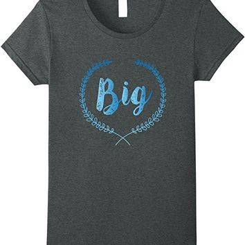 BIG | Big And Little Sorority Reveal T-Shirt Sisters Family