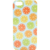 With Love From CA Citrus Craze iPhone 4/4S Case - Womens Scarves - Multi - NOSZ