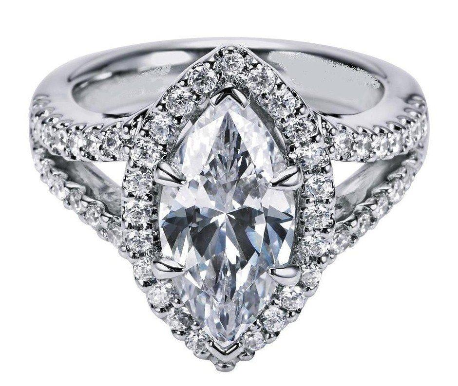 engagement ring marquise diamond from mdc diamonds. Black Bedroom Furniture Sets. Home Design Ideas