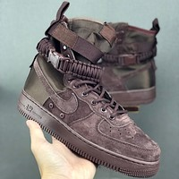 "Nike SF-AF1 High ""Velvet Brown"" Sneaker - Best Deal Online"
