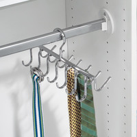 Axis Tie/Belt Rack, Chrome