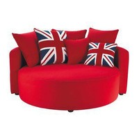 Canapé rond BRITISH