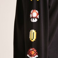 Super Mario World Graphic Long-Sleeve Tee