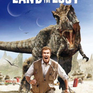Land Of The Lost Movie Poster 24x36 Will Ferrell
