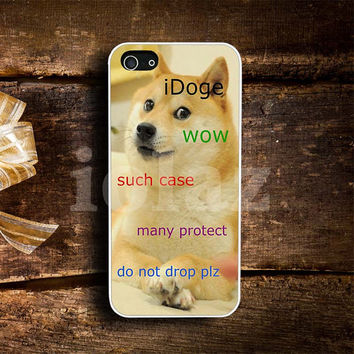 iDoge Shibe Doge Design mobile Phone case