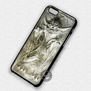 Master In Carbonite Star Wars Yoda Jedi - iPhone 7 6 5 SE Cases & Covers