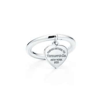 Tiffany & Co. - Return to Tiffany®:Heart Tag Ring