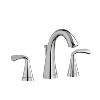 "American Standard ""Fluent"" Two-Handle Widespread Bathroom Faucet"