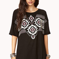 Southwestern-Inspired Voyage Top