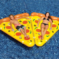 Inflatable Pizza Raft | Cool Sh*t You Can Buy - Find Cool Things To Buy
