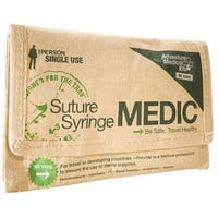 Suture Syringe Medic Kit